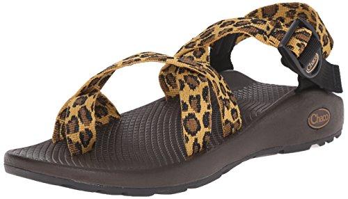 Chaco Damen Z2 Classic Athletic Sandale Leopard