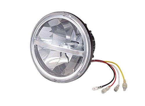 キジマ(kijima) ヘッドライトユニット 6インチベーツ用(5-3/4インチ) LED 12V10/6W スポーツスター系 217-6142 B00OAT0RMI