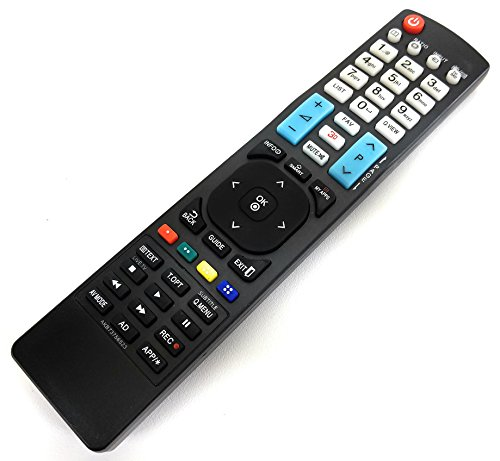 RMTECH Universal Remote Control for LG TV Replacement LED LCD Plasma Smart TV