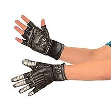 Rubies Costume Captain America-Civil War Kid's Winter Soldier Gloves