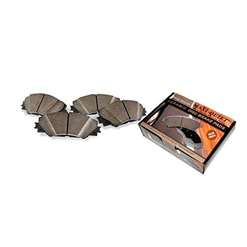 (Rear Low Dust Ceramic Pads PC31 | Fits: C70 S70 V70 850 960 940 850 940 960 240 940 740 Spyder 300SE 300SEL 350SD 350SDL 420SEL 560SEC 560SEL 940 430i 420SEL 240 760 560SL 244 245 760 740 425 Biturbo)