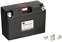 """This Lithium Iron Powersports battery is a 18Ah 12 Volt """"A"""" polarity, Case Type 1 battery. It is ultra-light and weighs one fifth the weight of lead-acid batteries on average. The battery is safe and no explosive gases during the charge. It f..."""