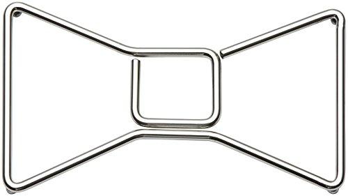 - KSNY All in Good Taste Metal Trivet Bow, Stainless