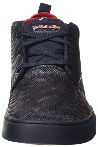 Puma Blau 01 Team 43 Low erwachsene chinese Eclipse total Unisex Desert Boot top Rbr Red Eu rxqr8O4w