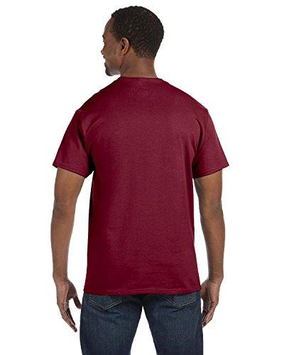 Menta nbsp;rif Corta T shirt Manica A 50 5170 50 Hanes qPwg7q