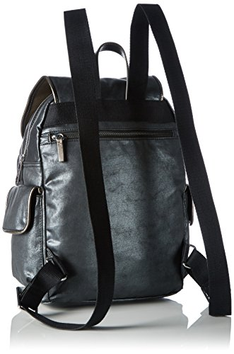 Kipling Damen City Pack S Rucksack Night Metal NFrbWT