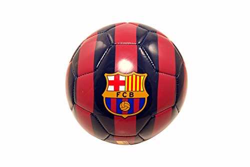 (FC Barcelona Authentic Official Licensed Soccer Ball Size 2 (Youth) -003)