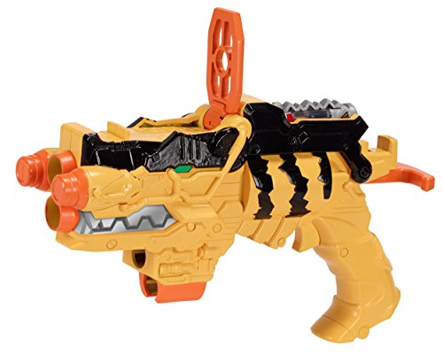 Power Rangers Dino Super Charge - Missile Launch Morpher Pack]()