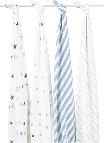 aden anais swaddle pack rock