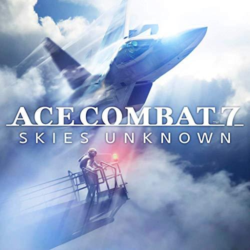 Ace Combat 7 Launch Edition Bundle - PS4 [Digital Code] (Best Combat Flight Simulator 2019)