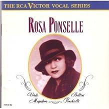 Sings Verdi & Bellini
