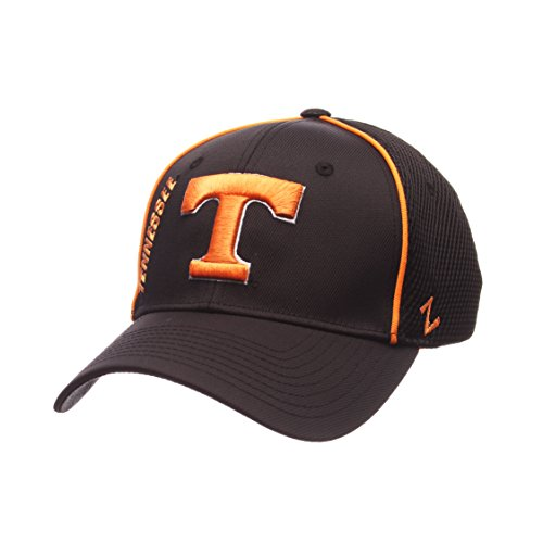 NCAA Tennessee Volunteers Men's Punisher Hat, Black, Medium/Large