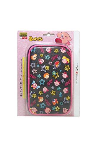 Nintendo Official Kawaii 3DS XL Soft Case -Kirby Kirby&Stars-