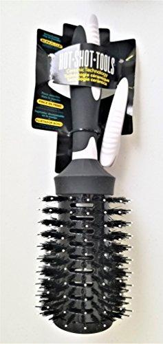 Hot Shot Tools Ceramic Technology Brush with Bonus Clip
