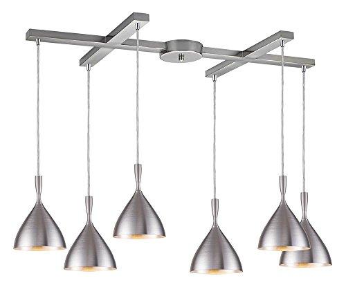 Spun Metal Pendant Lights