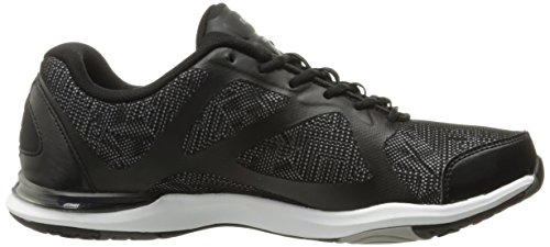 Ryka de mujer Grafik cross-trainer Shoe Negro / Gris