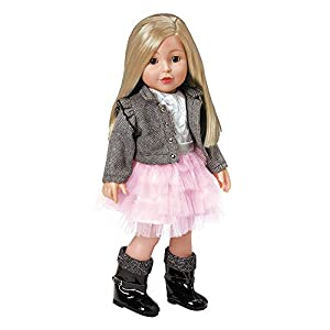 Best Epic Trends 41m8WdxzHnL._SS300_ Adora Amazing Girls 18 Inch Doll, Harper (Amazon Exclusive) Compatible With Most 18 Inch Doll Accessories And Clothing