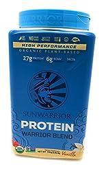 Sunwarrior - Warrior Blend, Plant Based,...