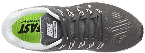 US White 9 Grey Women's Running NIKE Black 33 Women Air Shoe Dark Zoom Pegasus 8nFfgwOq