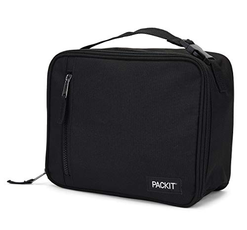 PackIt Freezable Classic Lunch Box, Black (The Main Causes Of The Cold War)