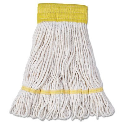 Small Super Loop Mop Head in White by UNISAN