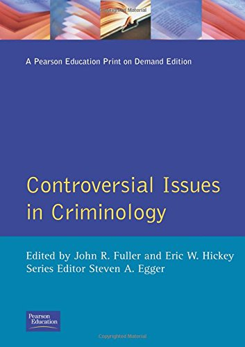 Controversial Issues in Criminology