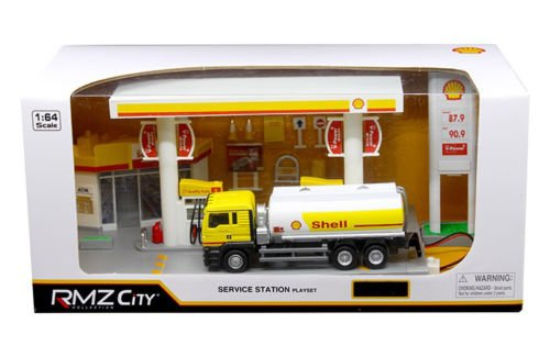 Discount Shell Service Gas Station