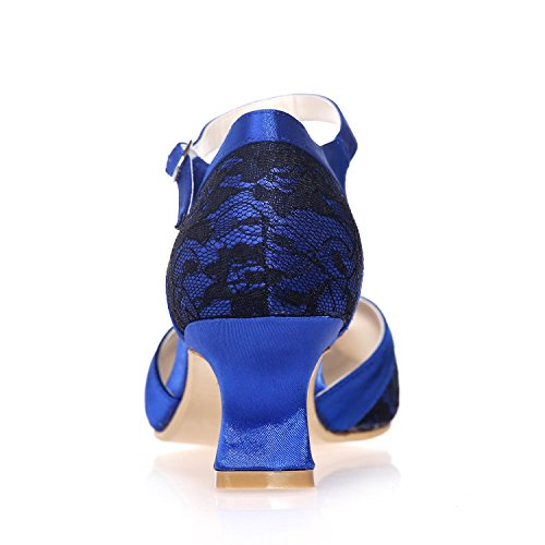 L@YC Women Wedding Shoes Silk 0723-06 Pointy/Party Night & More available Color Customization Champagne engzQUw