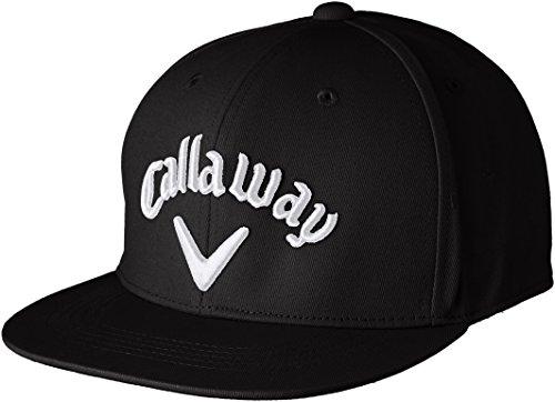 (キャロウェイ アパレル) Callaway Apparel [ メンズ] 定番 フラット キャップ (クールマックス 採用) / 247-8984606 / 帽子 ゴルフ
