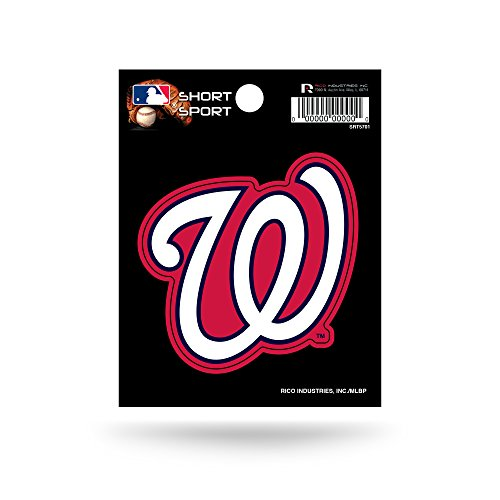 MLB Washington Nationals Short Sport Decal
