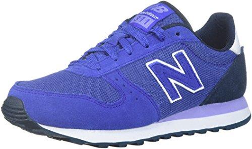 - New Balance Women's 311v1 Lifestyle Shoe Sneaker, Blue iris/Violet, 65 B US