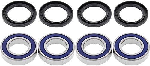 ALL BALLS Complete Bearing Kit for Rear Wheels Suzuki LT-A400F Eiger 4wd 02-07