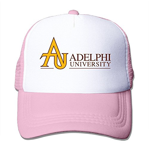 Adelphi University 100% Nylon Adult Baseball Cap Ivy Cap