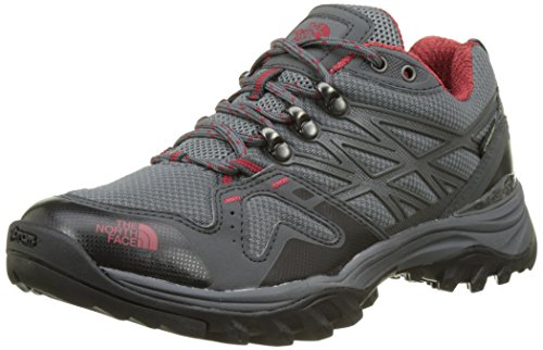 The North Face Men's Hedgehog Fastpack GTX (EU) Low Rise Hiking Boots Multicolour (Zinc Grey/Rudy Red) kunfm9JJdn