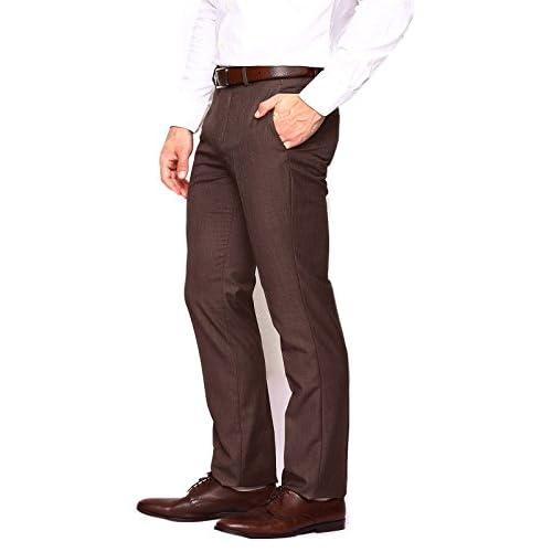 41m8dpqiWML. SS500  - AD & AV Mens Formal Trouser 236_Mens_Trouser_2BY2_COFFI_EE