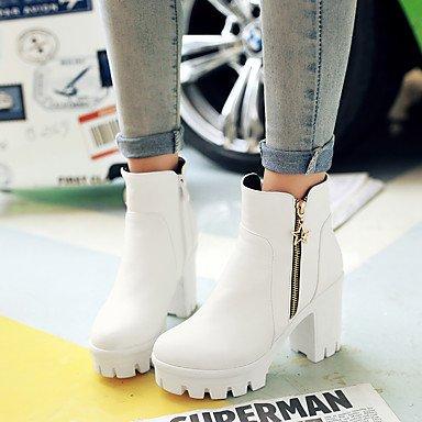 pwne Zapatos De Mujer Cuñas / Plataforma / Moda Botas Botas Exteriores / Oficina &Amp; Carrera / Plataforma Informal US10.5 / EU42 / UK8.5 / CN43