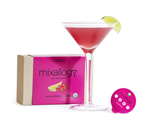mixallogy - Cosmo Cocktail Mixer - USDA Certified Organic - 6 -