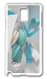 Adorable cream cookies Hard Case Protective Shell Cell Phone Case For iphone 4s Cover - PC White
