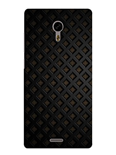 low priced ecbeb 935d3 TREECASE Printed Back Cover For Panasonic Eluga A3