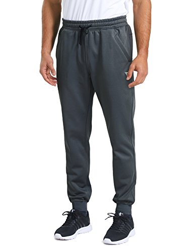 b8df304419d9a Baleaf Men's Fleece Jogger Pant Athletic Thermal Tapered Running ...
