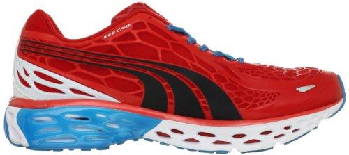 5 White D Shoe Scarlet Men's Running Elite 9 Black Flame Running BioWeb Shoe US PUMA Ovx7AqwO