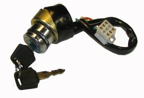KAZUMA FALCON IGNITION KEY SWITCH 50CC 90CC 110CC 250CC ATV QUAD NEW (Mini Quad New Atv)