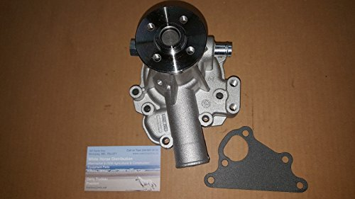 Takeuchi Skid Steer TS50R, TS50V, TS60R, TS60V Water Pump from WHDWP