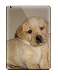 BuXVmDe2823XWCJn Anti-scratch Case Cover JasonM Protective Labrador Retriever Puppies Case For Ipad Air