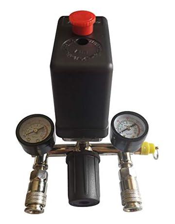 Presostato de conmutador de presión de compresor de aire con ...