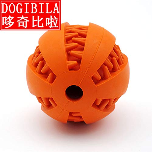 Supplies Dog Toys Rubber Cleaning Round Ball Pets The Toy Dog A Molar Tooth Pets Articles Heat Sell
