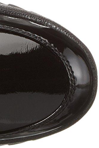 Caprice 26415, Botas Altas Mujer Negro (BLACK COMB 019)