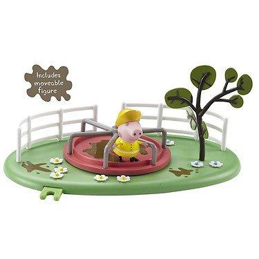 2 opinioni per Peppa Pig- Set da gioco Parco giochi