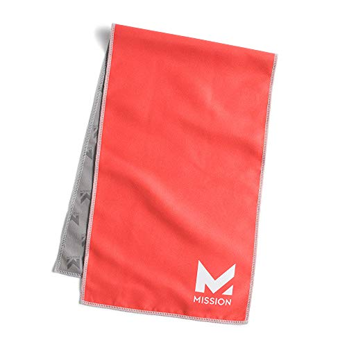 Mission Original Cooling Towel, Fiesta, One Size (Best Cooling Towel 2019)