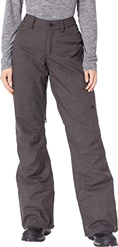 - Burton Women's Fly Snow Pant, True Black Heather, Small
